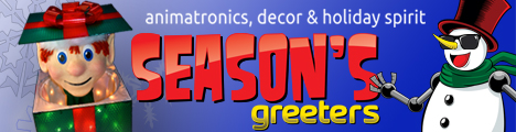 Season's Greeters Banner