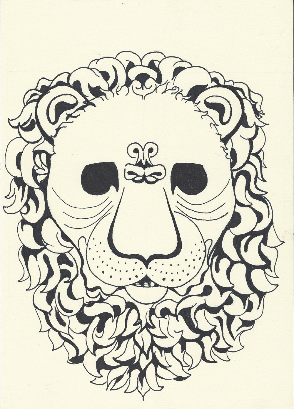 Lion in San Marco.JPG