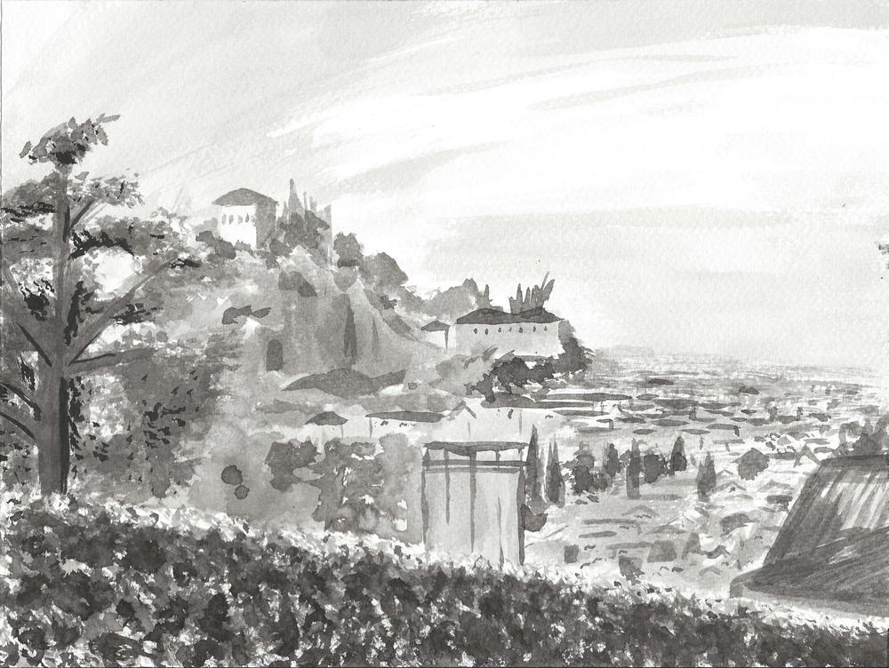 View of Oltrarno Hills from Boboli.JPG