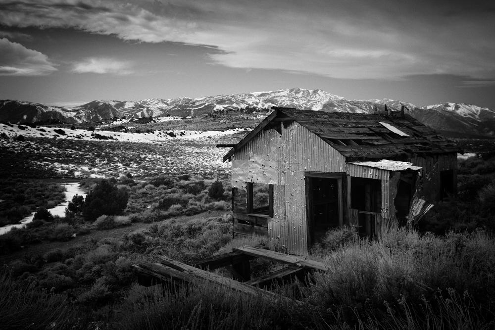Chemung Homestead Ruins