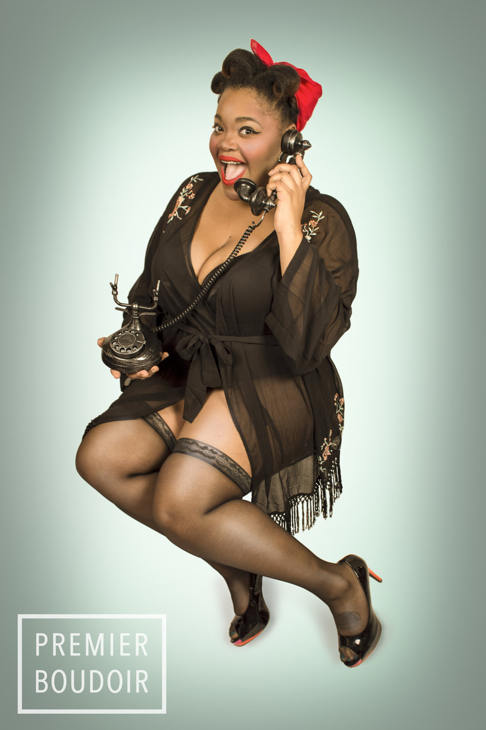 cleveland akron pinup retro vintage calender girl glamour shoot photo photographer photography