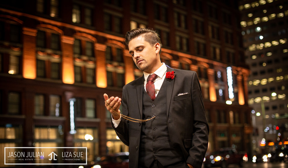 Cleveland + Akron Male Boudoir Fashion Modeling
