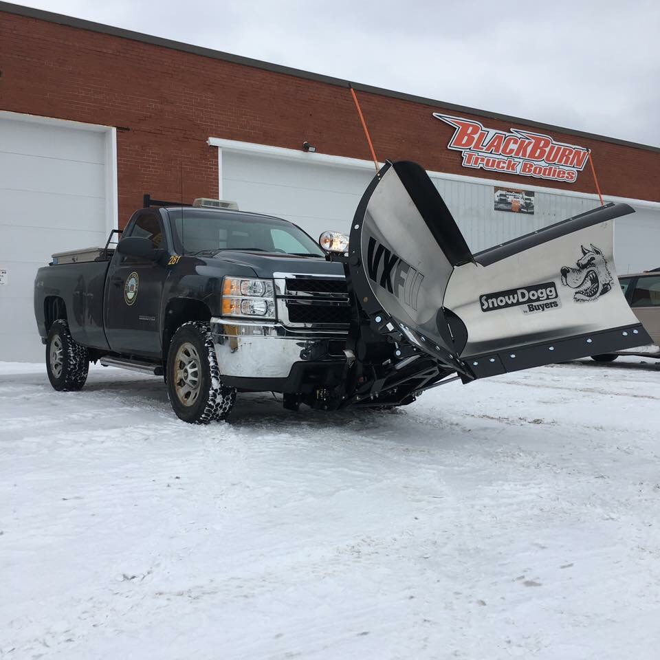 Snow Plow Prices >> Snowdogg Blackburn Truck Bodies