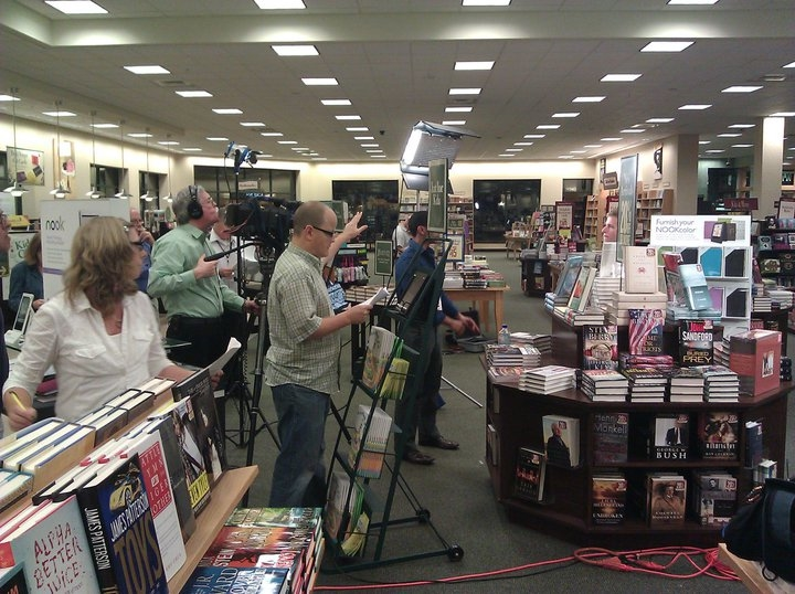 Working with our client, True content for business on barnes and noble training videos
