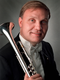 Philip Smith, William F. and Pamela P. Prokasy Professor in the Arts, Hugh Hodgson School of Music at the University of Georgia, and former Principal Trumpet, New York Philharmonic