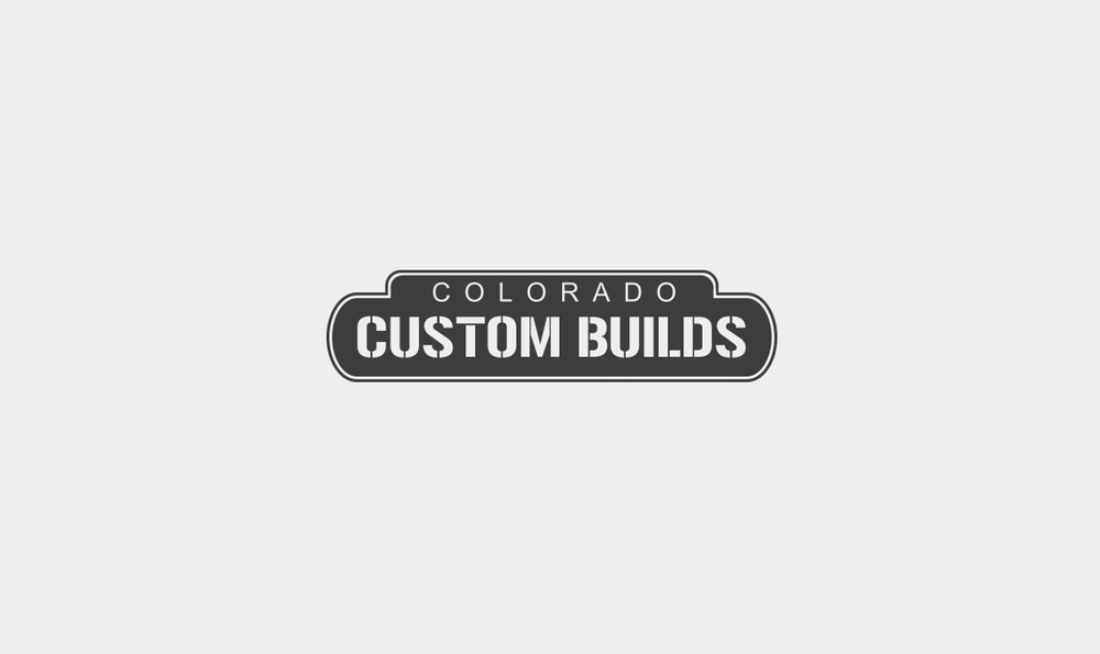 Colorado Custom Builds Logo