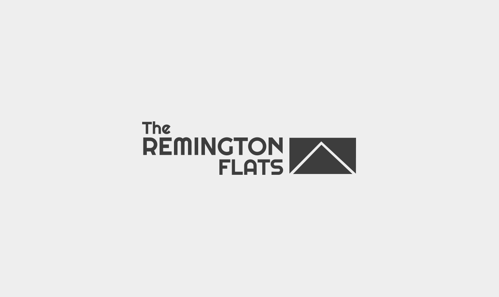 The Remington Flats Logo