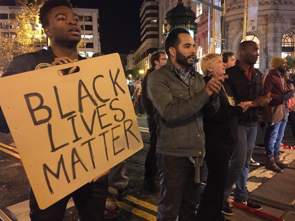 Black Lives Matter _ Edwin Lindo