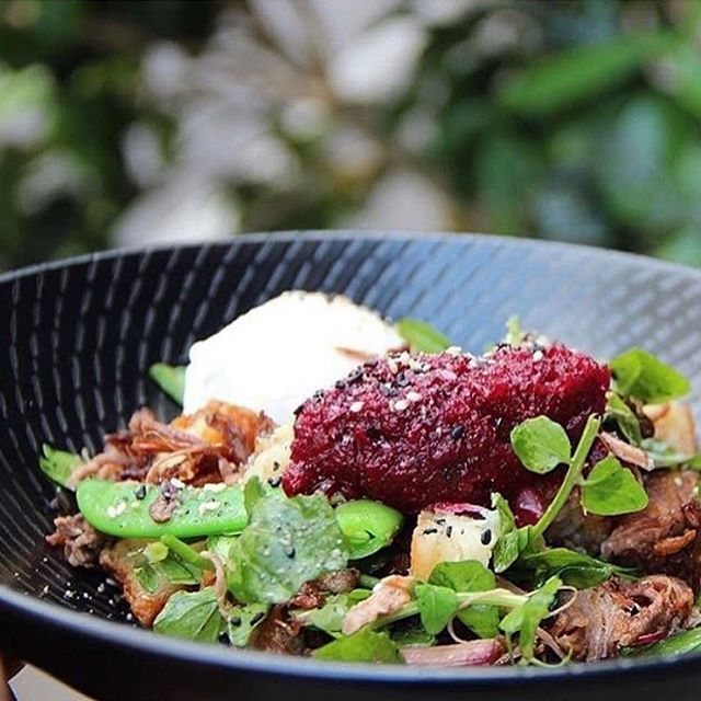 Good morning folks... Now available all day, our brisket hash bowl with beetroot and poached egg That's right folks... we now serve breakfast all day every day. #alldaybreakfast #breakfastallday #breakfast #breakfastinsydney #breakfasttime #breakfastwithfriends #breakfastwithfamily #brunch #brunchtime #eggs