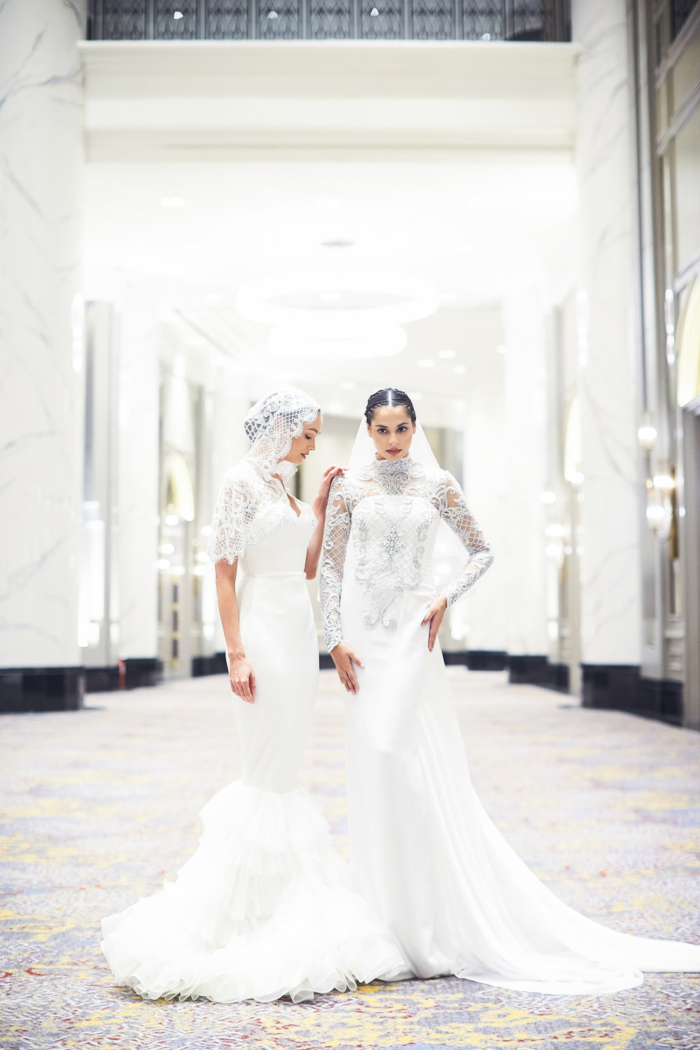 Bridal Wear by   Shanell Harun   &   Rizman Ruzaini