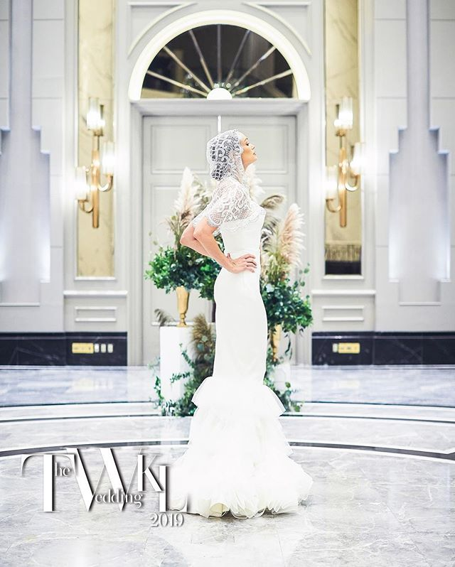 The Wedding KL is getting close. We will see you soon at @jwmarriottkl from the 25 - 27 January 2019 (10AM - 10PM). Come visit the partners of The Wedding KL.  #wedding #twkl  #theweddingkl  #JWMarriottKL #TheHappeningHotel Dress by @shanellharun  Photography by @moderatefilms  Make up by @duckcosmetics