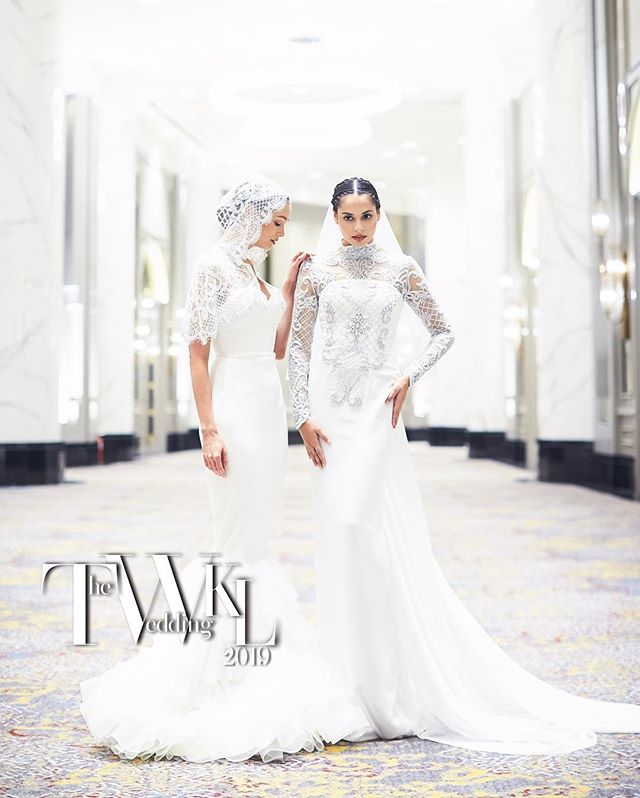 The Wedding KL is getting close. We will see you soon at @jwmarriottkl from the 25 - 27 January 2019 (10AM - 10PM). Come visit the partners of The Wedding KL.  #wedding #twkl  #theweddingkl  #JWMarriottKL #TheHappeningHotel Dress by @shanellharun & @rizmanruzaini  Photography by @moderatefilms  Make up by @duckcosmetics