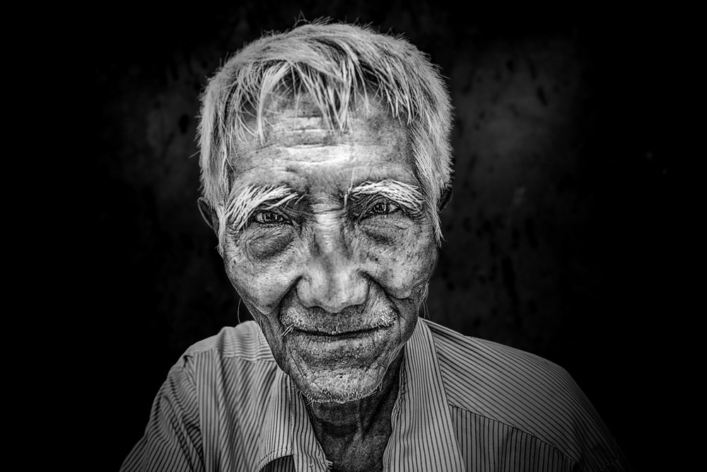 PORTRAITS OF INDOCHINA - 2017