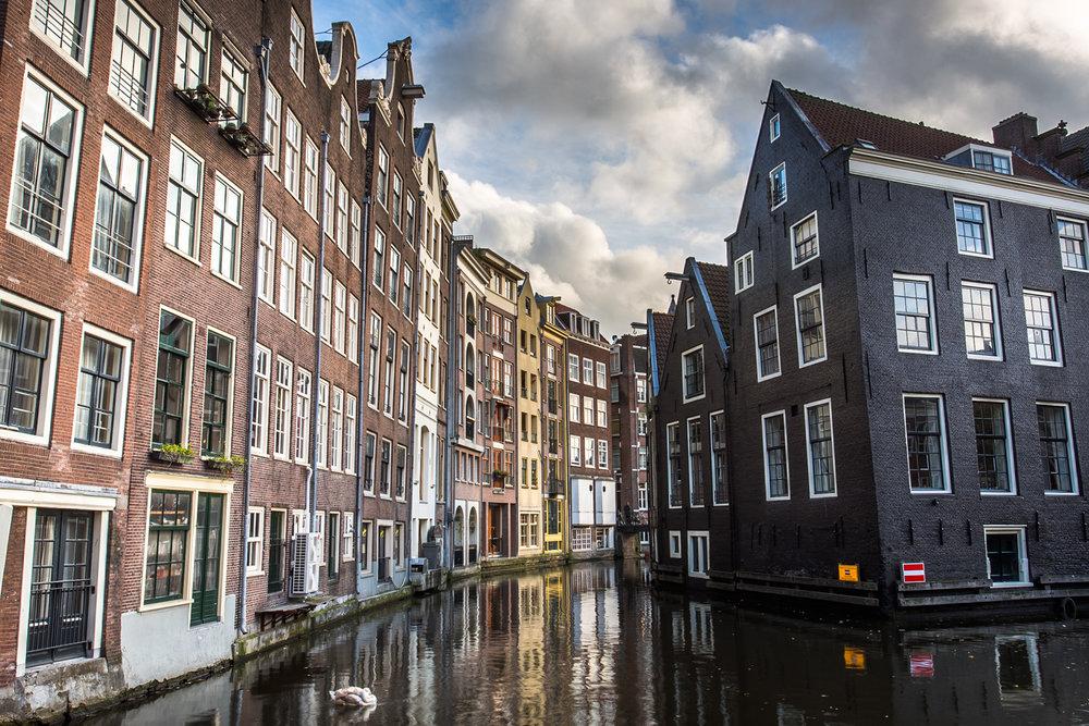 Amsterdam, Netherlands,November, 2015.