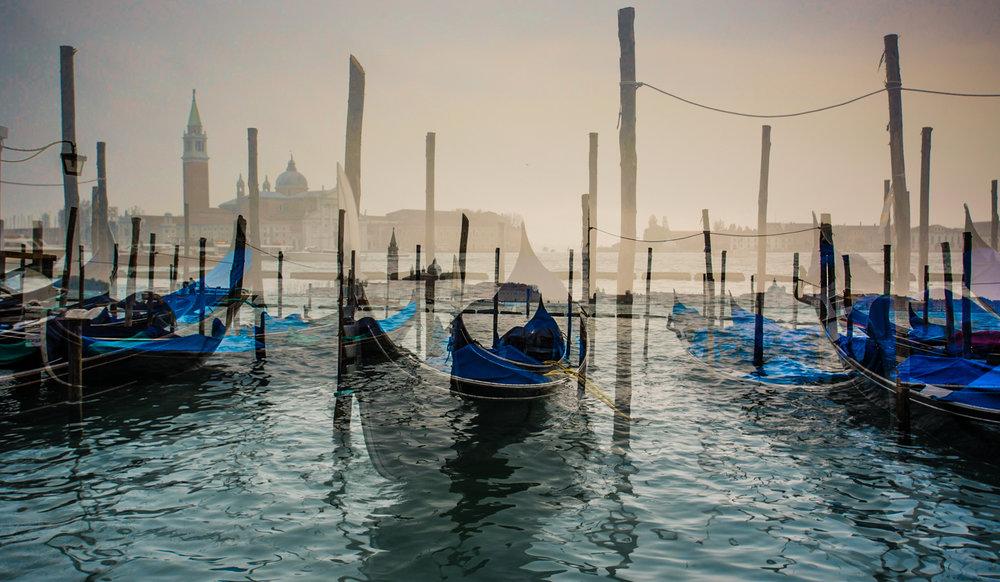 Venice, Italy, November,2017.