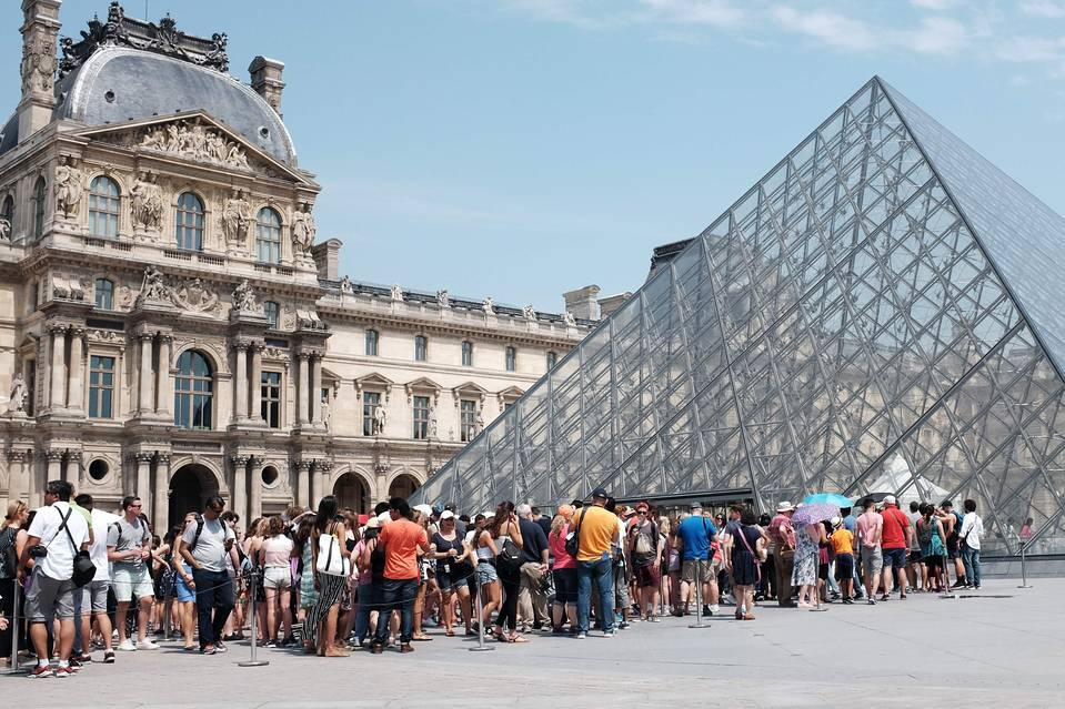 Louvre Completes Two Years of Renovations Aimed at Reducing Crowding