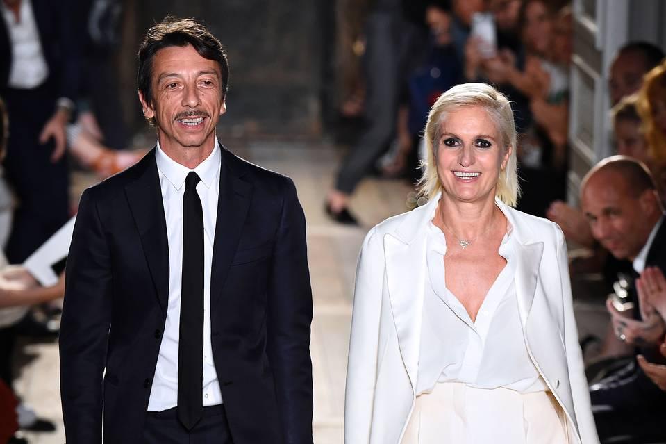 Dior Names Valentino's Maria Grazia Chiuri as New Creative Chief