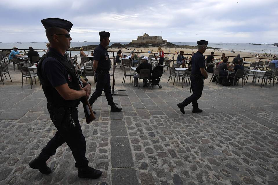 Terror Attacks Weigh on Europe's Travel Companies