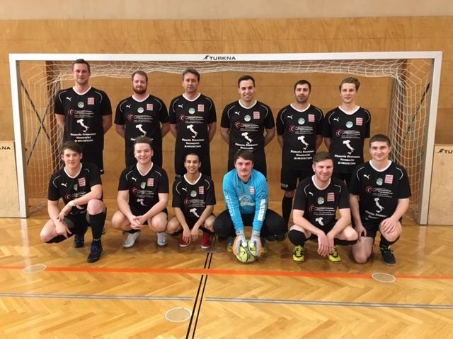 7. Platz beim Firmen Hallenfußballturnier in Straßwalchen, am 22.02.2019