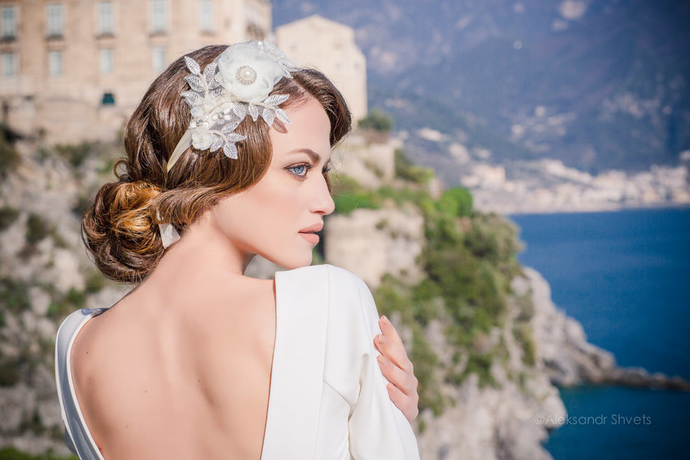 Destination Wedding on the Italian Coast