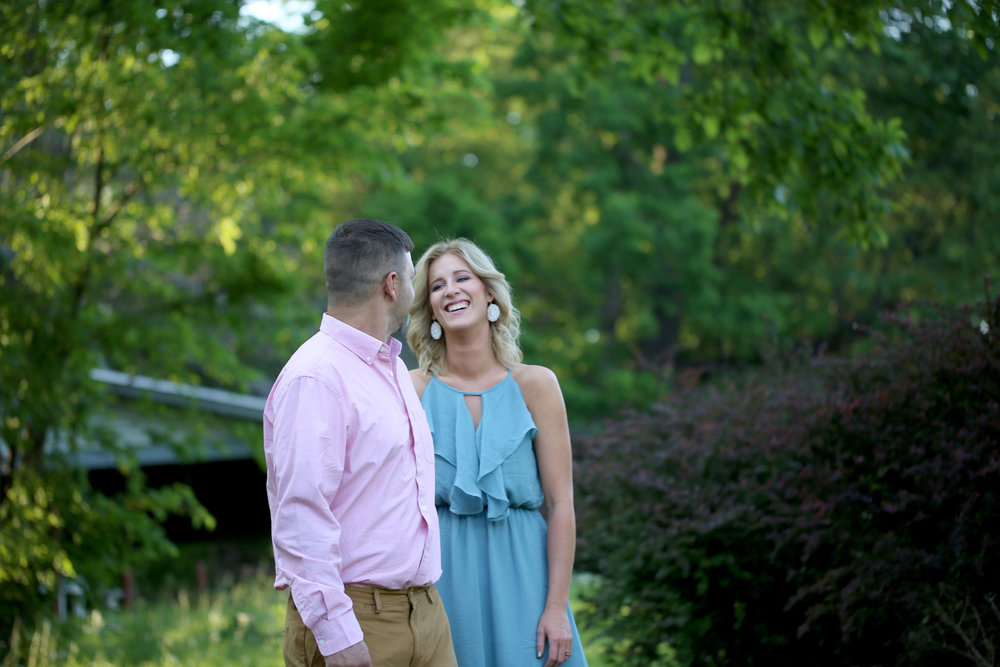 Location... - An engagement session is shot in two general locations! Your choice or I can pick for you!Like the city atmosphere? Great! Love more of a country rustic feeling? Perfect!