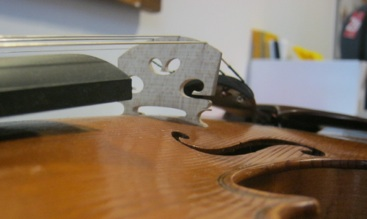 Violin inspired by Gragnani