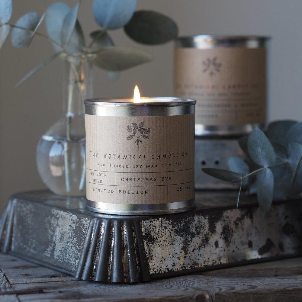 Candles — NORDIC CHRISTMAS