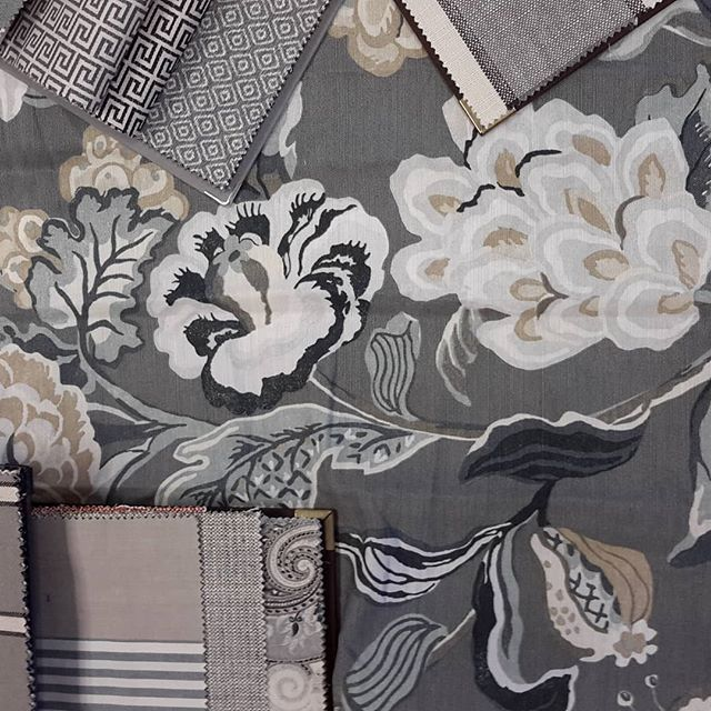 Timeless elegance#fabrics# colour scheme# st leger and viney fabrics