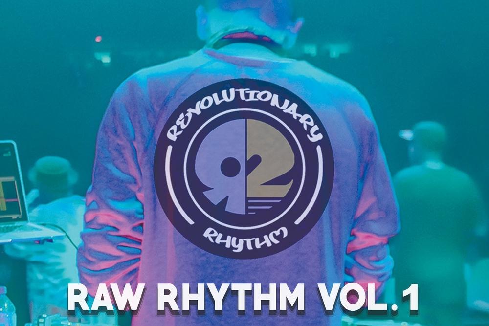 Revolutionary Rhythm make raw, jazzy hip-hop.