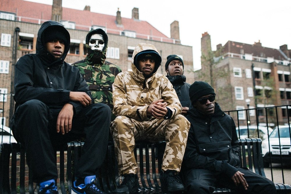 67 are challenging the standards of grime.