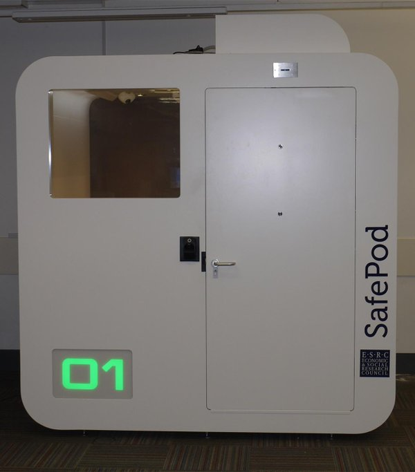 The Ground Floor Library Safe Pod is CURRENTLY UNAVAILABLE to Students.