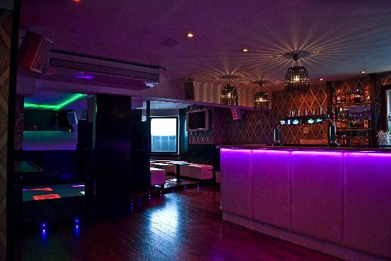 The Lizard Lounge - a former staple of the St andrews nightlife.