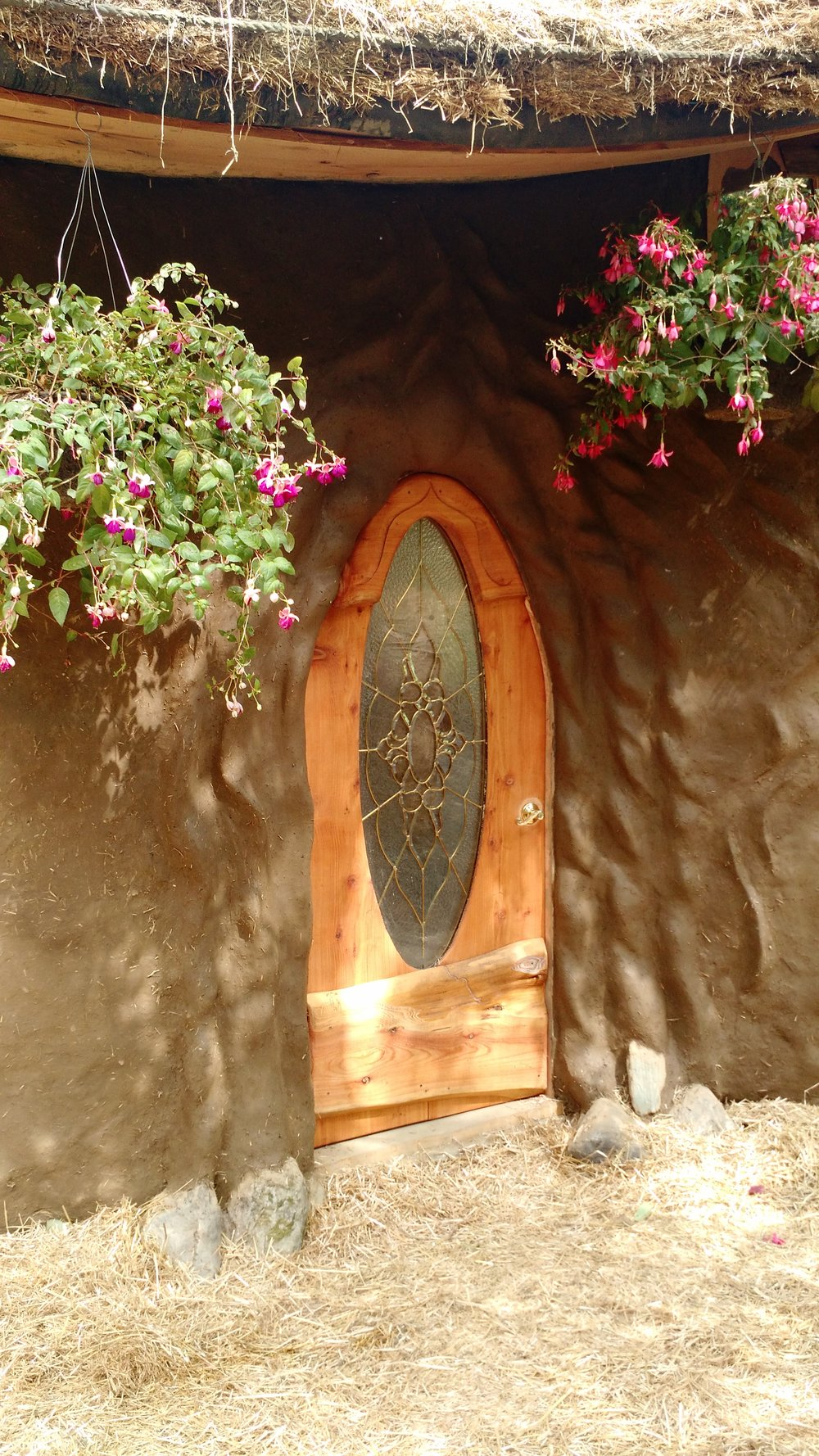 SunRay Kelley designed door