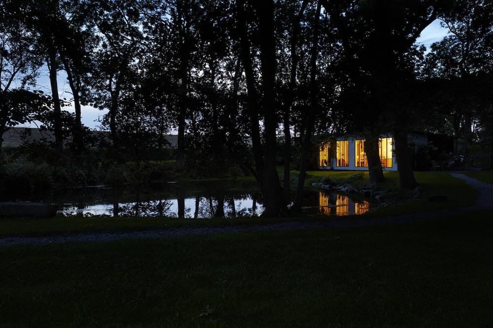 Annehuset aften