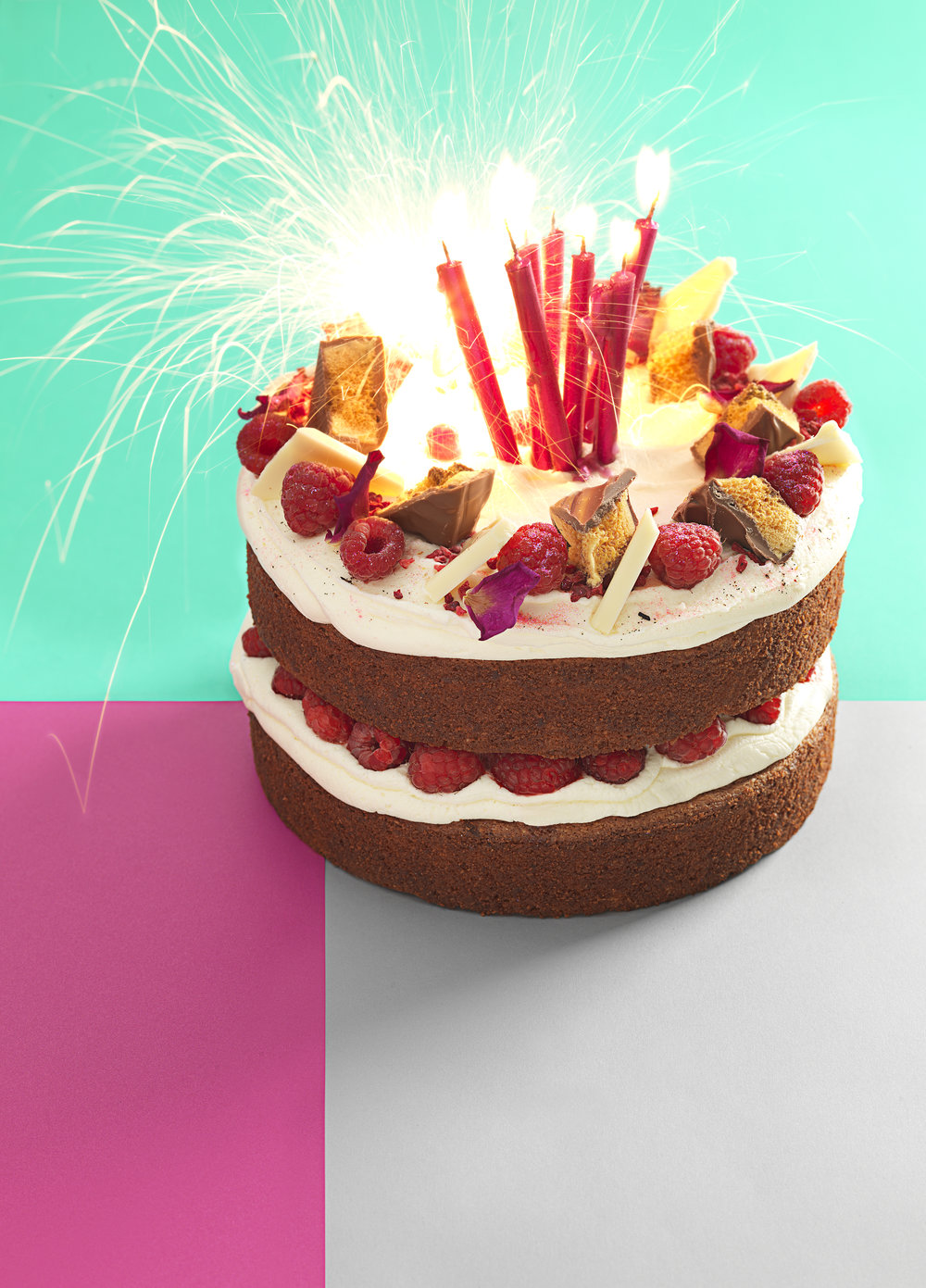 Birthday cake gluten free