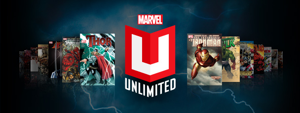 Abonnement à Marvel Unlimited