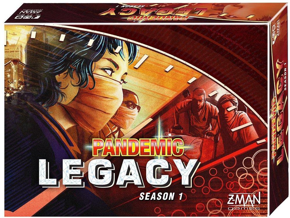 Pandémie Legacy