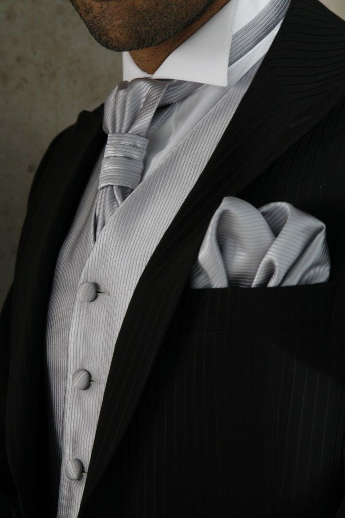 NecktieSilver