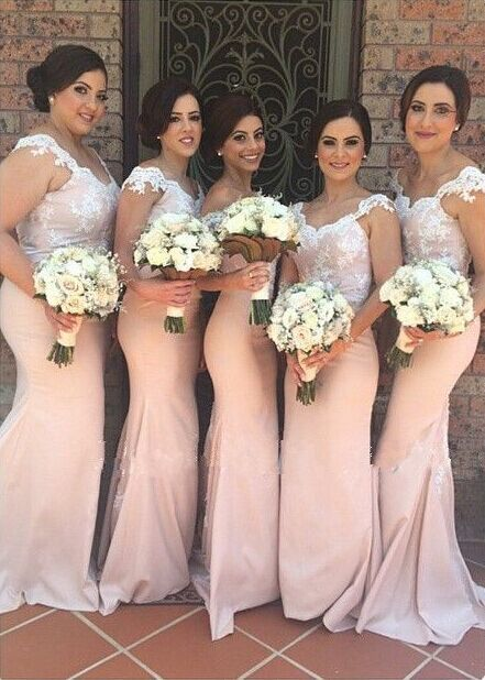 41300e078f6 Fashionable and Sparkly Bridesmaids Dresses