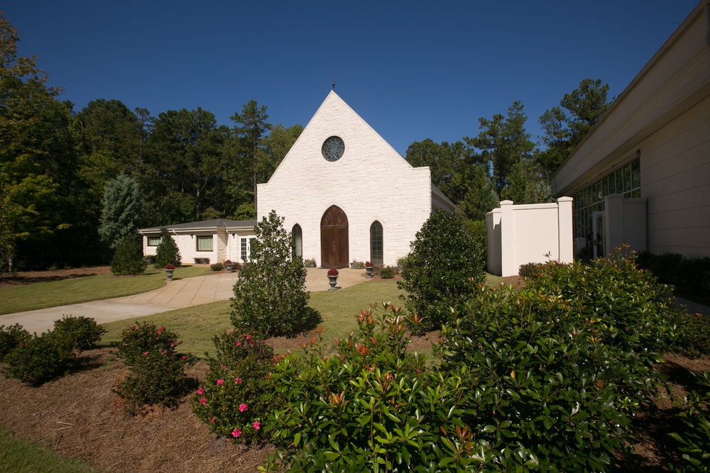 Ashton Gardens Chapel: Image Courtesy of  Taun Henderson Photography