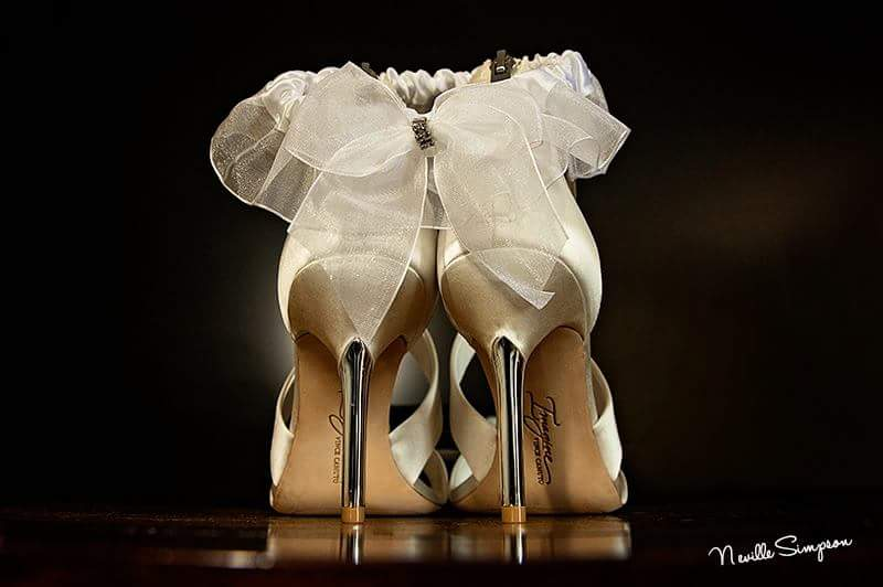 Image from Trudy & Conrad's Wedding; Courtesy of  Neville Simpson Photography