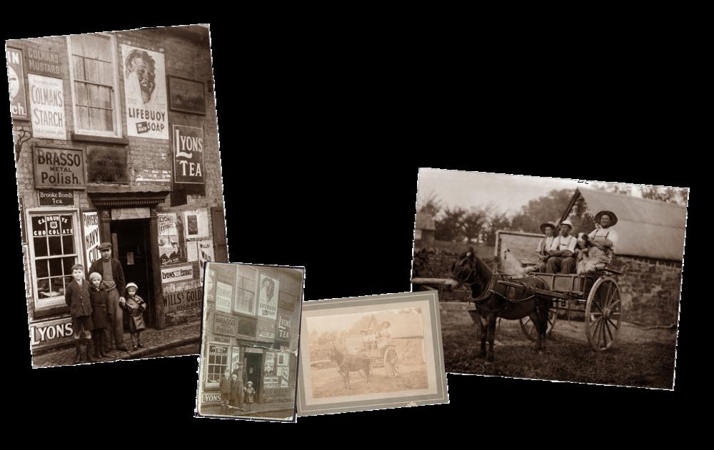 photo restoration and film scanning