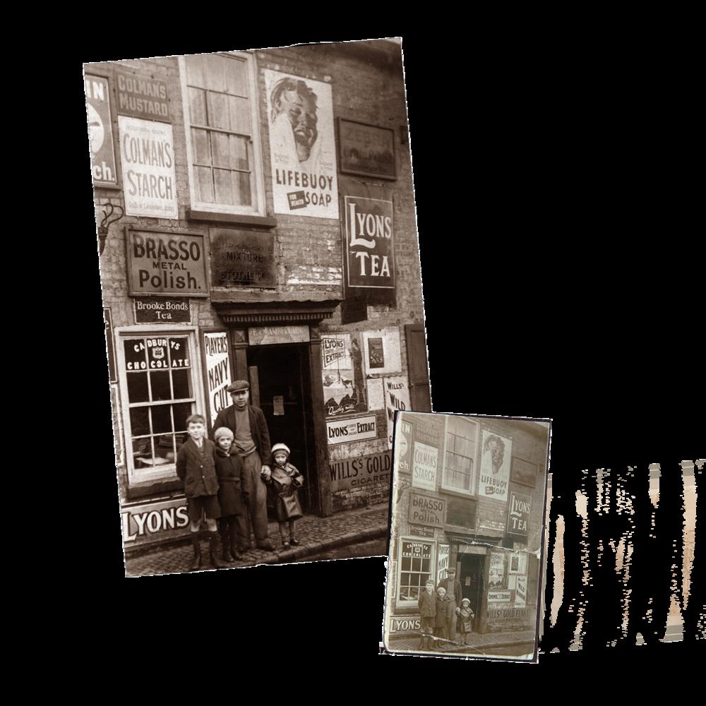 image print restoration copies