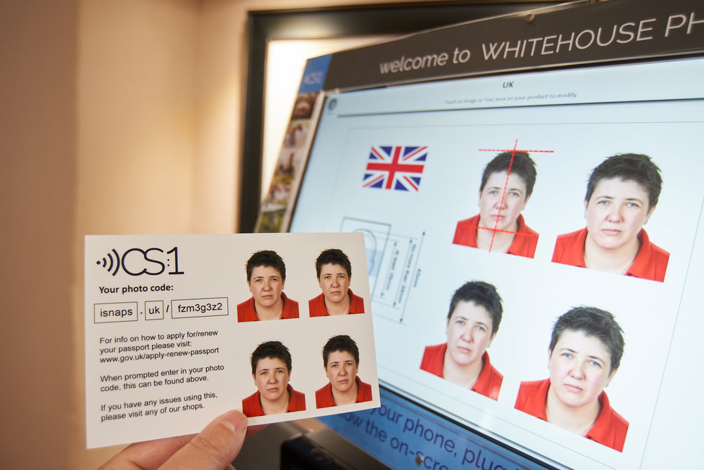 Passport/visa photography and other services -