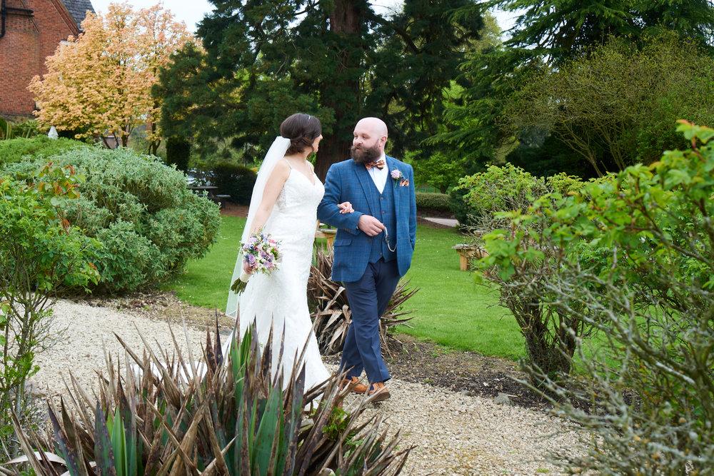 Caroline & Dean Muggleton -