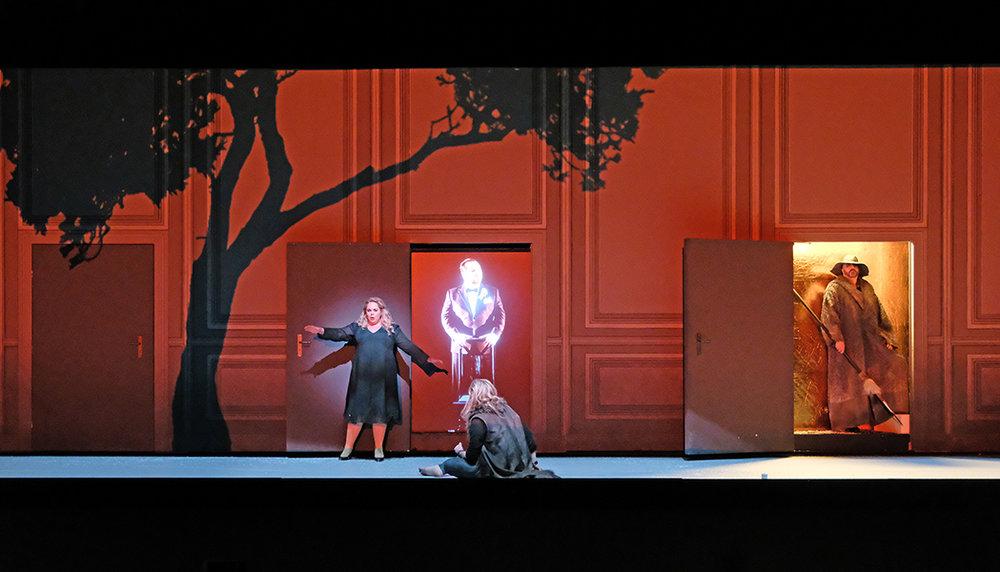 Sieglinde, 'Walküre', Badisches Staatstheater