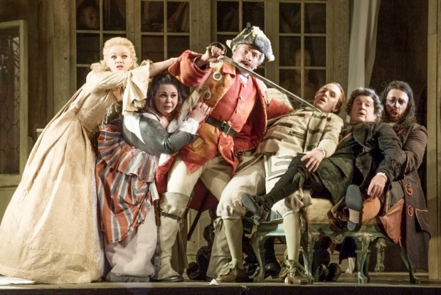 Bertha, 'Barber of Seville', ENO