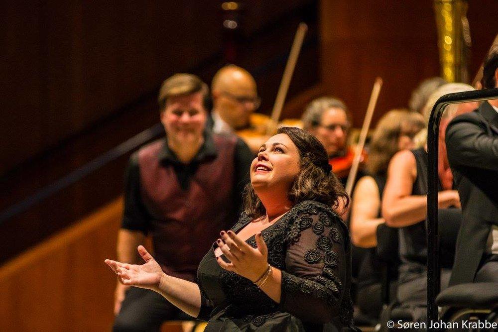 Brünnhilde, 'Siegfried', Odense Symphony