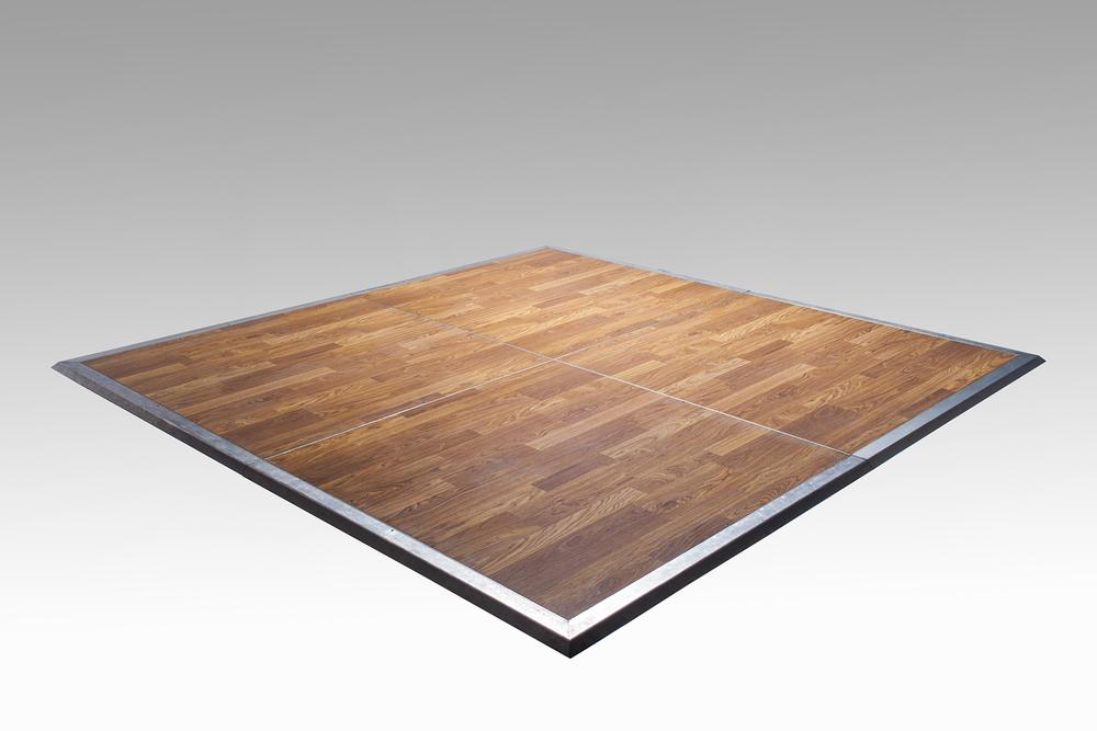 New England Plank Dance Floor