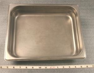 "Half Food Pan/Hotel Pan (Normal)   Width Length Depth 2""  $2.50"